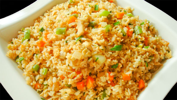 Easy Homemade Fried Rice